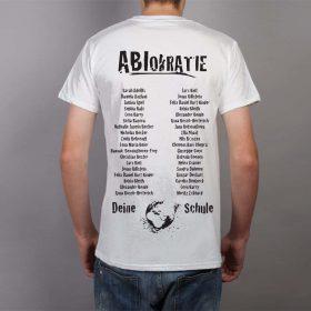 ABIokratie - Rückseite