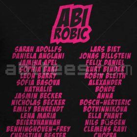 ABIrobic - Rückseite