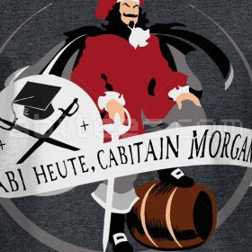 Abi heute, CABItain Morgan