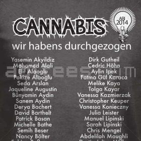 cannABIs - Rückseite
