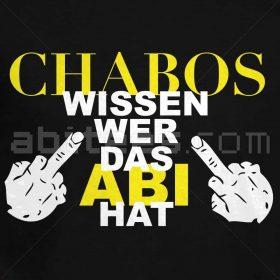 Chabos wissen wer das ABI hat