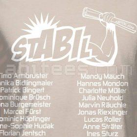 stABIl - Rückseite
