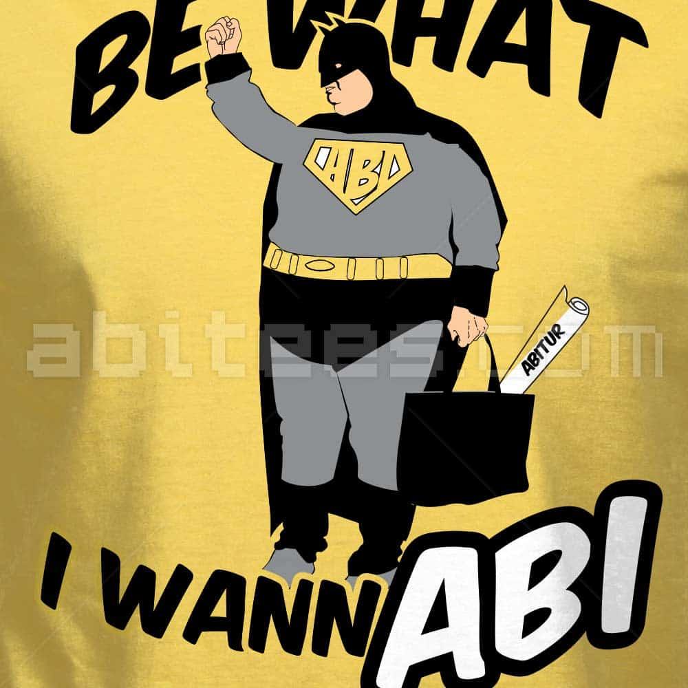 I can be what I wannABI
