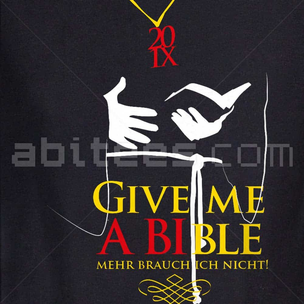 Give me A BIble