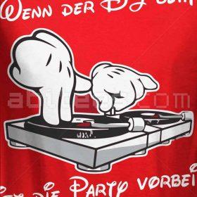 Wenn der DJ geht