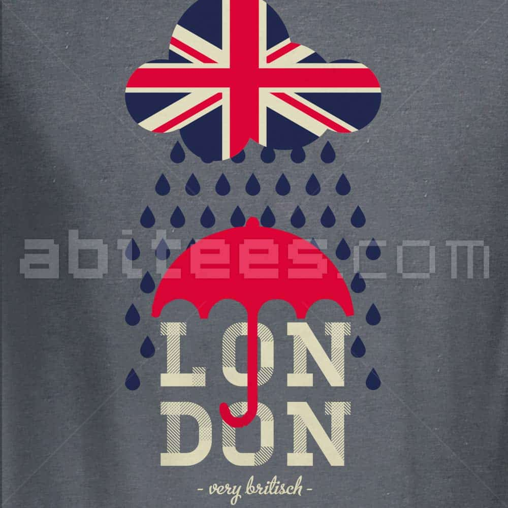 London very Britisch