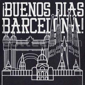 Buenos dias Barcelona