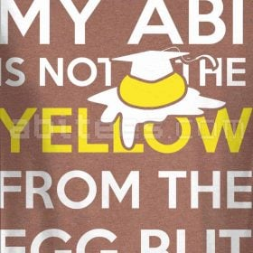 My ABI is not the yellow