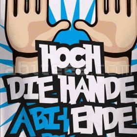 Hände hoch ABI Ende